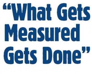 What_gets_measured_gets_done